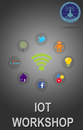 IOT Workshop at TechXetra, Tezpur University, India