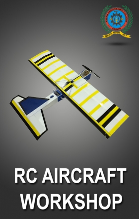 RC Aircraft aeromodelling workshop organised by EduRade at Assam Engineering College