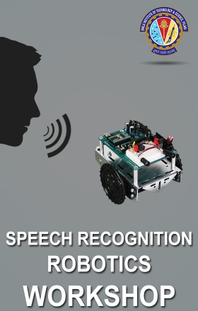 Android Speech Recognition Robotics Workshop at BITS Pilani