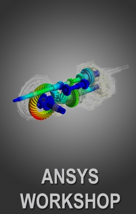 Ansys simulation software workshop by EduRade