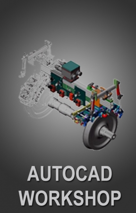 AutoCAD workshop by EduRade