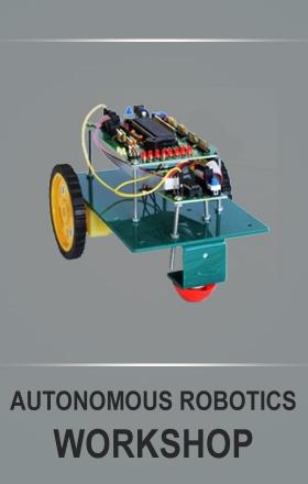 Autonomous Robotics workshop by EduRade