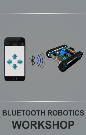 Bluetooth Robotics Workshop by EduRade