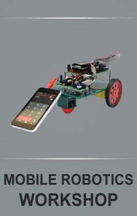 Mobile Robotics workshop by Edurade
